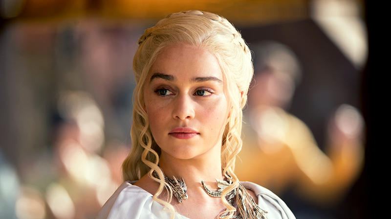 Daenerys Targaryen Game of Thrones HBO