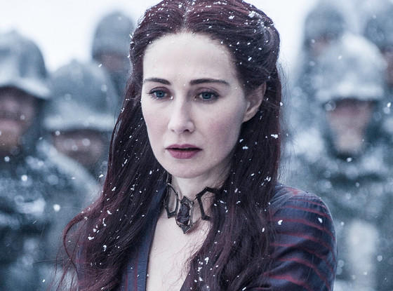 Melisandre Game of Thrones