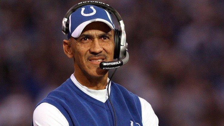 black republican tony dungy
