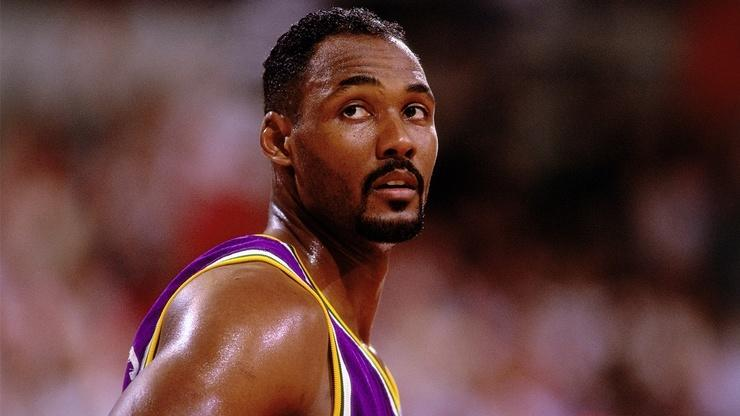 black republican karl malone