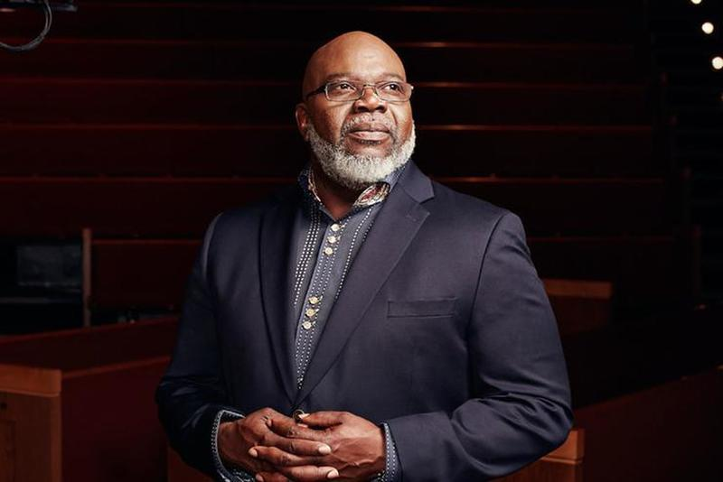 black republican bishop td jakes