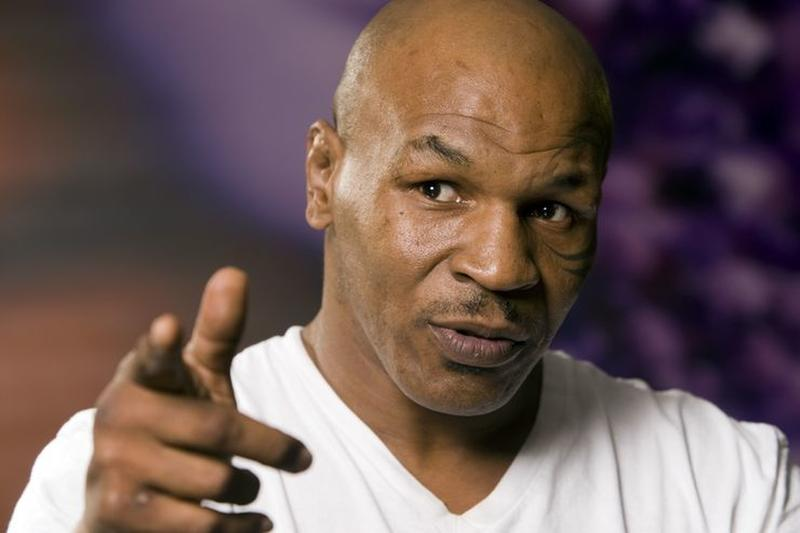 black republican mike tyson